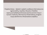 """Projektas ,,Biržų, Kupiškio, Pasvalio ir Rokiškio rajonų savivaldybes jungiančių turizmo trasų ir turizmo maršrutų informacinės infrastruktūros plėtra"""""""