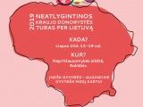 Neatlygintinos kraujo donorystės turas per Lietuvą