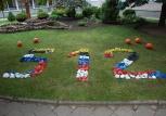 Miesto įstaigos pasipuošė Rokiškio 512- ojo gimtadienio proga